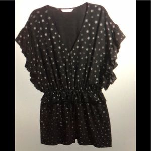 NEW Glittery Jumpsuit Size 12